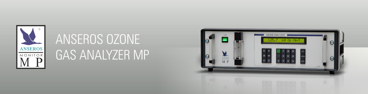 ANSEROS ozone gas analyzer MP
