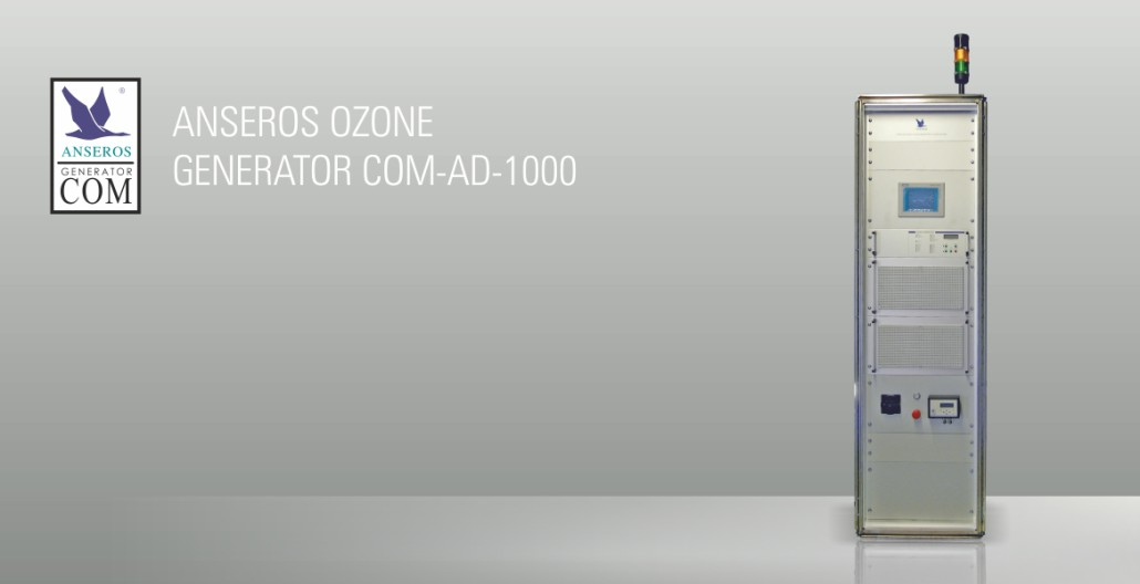 Effective ozone generators for the industrial sector