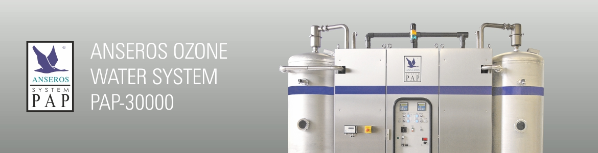anseros ozone water system PAP-30000