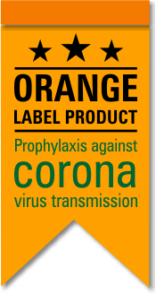 Corana-orange-label-product